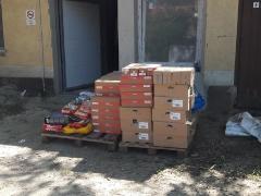 Bilder von Annas Spendenfahrten nach Ungarn im Herbst 2020_5